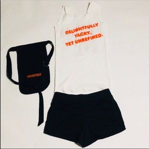 Hooters Other - Authentic Hooters Uniform Size XS